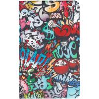 Чехол Galeo Slim Stand для Xiaomi Mi Pad 4 Graffiti