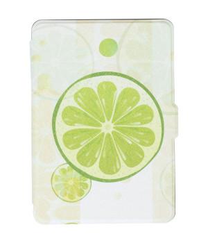 Обложка Galeo Slimline Print для Amazon Kindle Paperwhite Lime
