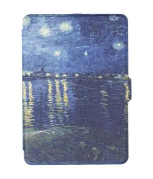 Обложка Galeo Slimline Print для Amazon Kindle Paperwhite Van Gogh 2