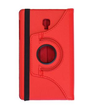Поворотный чехол Galeo для Samsung Galaxy Tab A 8.0 2017 SM-T380, SM-T385 Red