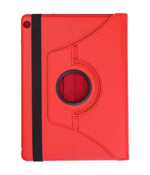 Поворотный чехол Galeo для Huawei Mediapad M3 Lite 10 (BAH-L09) Red