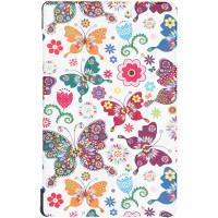 Чехол Galeo Slimline Print для Samsung Galaxy Tab A 10.5 SM-T590, SM-T595 Butterflies