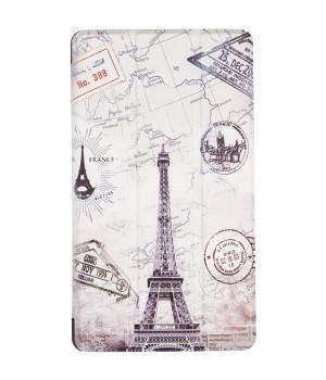 Чехол Galeo Slimline Print для Huawei Mediapad T3 7 3G (BG2-U01) Paris