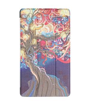 Чехол Galeo Slimline Print для Huawei Mediapad T3 7 3G (BG2-U01) Magic Tree