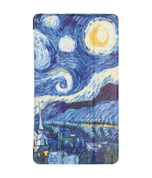 Чехол Galeo Slimline Print для Huawei Mediapad T3 7 3G (BG2-U01) Van Gogh