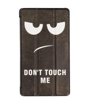 Чехол Galeo Slimline Print для Huawei Mediapad T3 7 3G (BG2-U01) Don't Touch