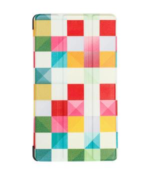 Чехол Galeo Slimline Print для Huawei Mediapad T3 7 3G (BG2-U01) Colour Blocks