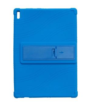 Силиконовый чехол Galeo для Lenovo Tab 4 10 Plus TB-X704F, X704L Navy Blue