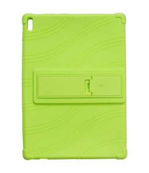 Силиконовый чехол Galeo для Lenovo Tab 4 10 Plus TB-X704F, X704L Green