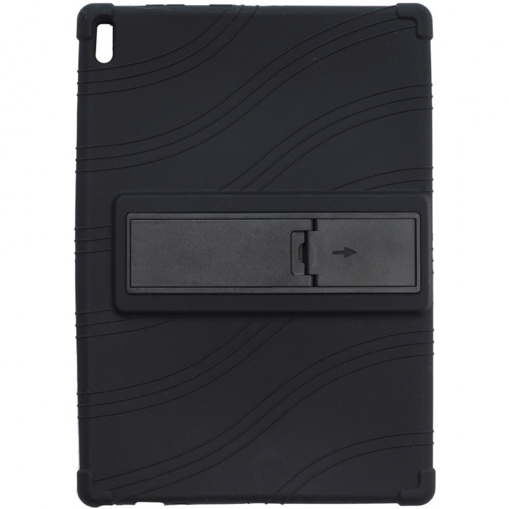 Силиконовый чехол Galeo для Lenovo Tab 4 10 TB-X304F, X304L Black