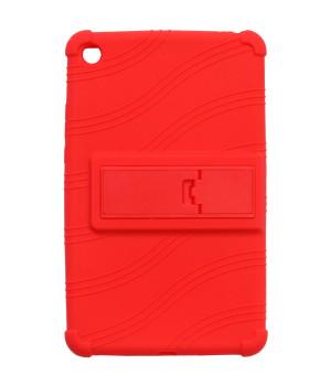 Силиконовый чехол Galeo для Xiaomi Mi Pad 4 Red