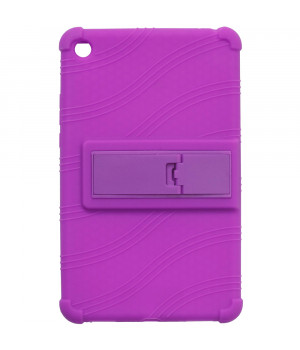 Силиконовый чехол Galeo для Xiaomi Mi Pad 4 Purple
