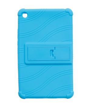Силиконовый чехол Galeo для Xiaomi Mi Pad 4 Blue