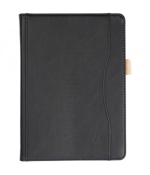 Чехол Galeo Vintage Leather Folio для iPad 9.7 2017 / 2018 Black