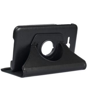 Поворотный чехол Galeo для Samsung Galaxy Tab 3 Lite 7.0 SM-T110, T111, T113, T116 Black