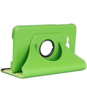 Поворотный чехол Galeo для Samsung Galaxy Tab 3 Lite 7.0 SM-T110, T111, T113, T116 Green