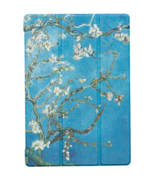 Чехол Galeo Slimline Print для Lenovo Tab 4 10 TB-X304F, X304L Almond Blossom