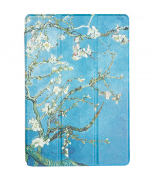 Чехол Galeo Slimline Print для ASUS Zenpad 10 Z300, Z301 Almond Blossom