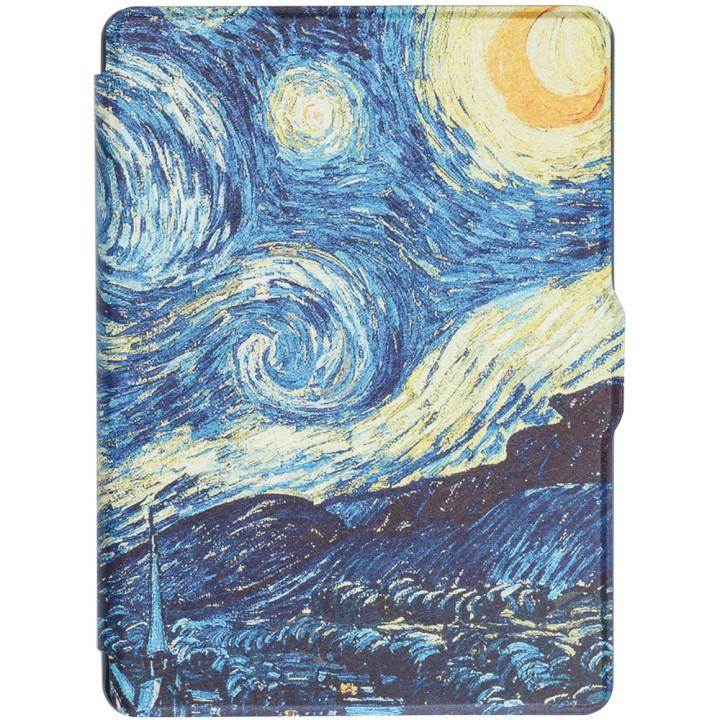 Обложка Galeo Slimline Print для Amazon Kindle 6 2016 Van Gogh