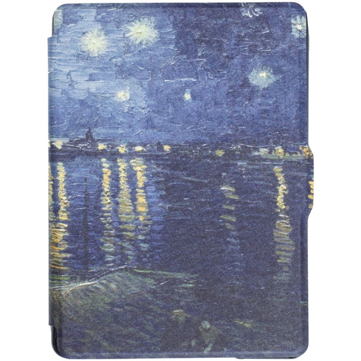 Обложка Galeo Slimline Print для Amazon Kindle 6 2016 Van Gogh 2
