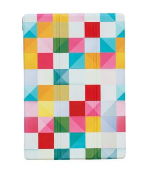 Чехол Galeo Slimline Print для Lenovo Tab 4 10 Plus TB-X704F, X704L Colour Blocks