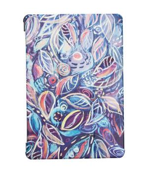 Чехол Galeo Slimline Print для Huawei Mediapad T5 10 (AGS2-L09) Leaves