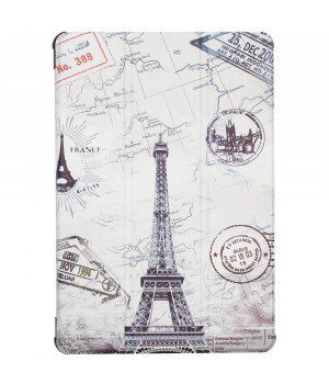 Чехол Galeo Slimline Print для Huawei Mediapad T5 10 (AGS2-L09) Paris