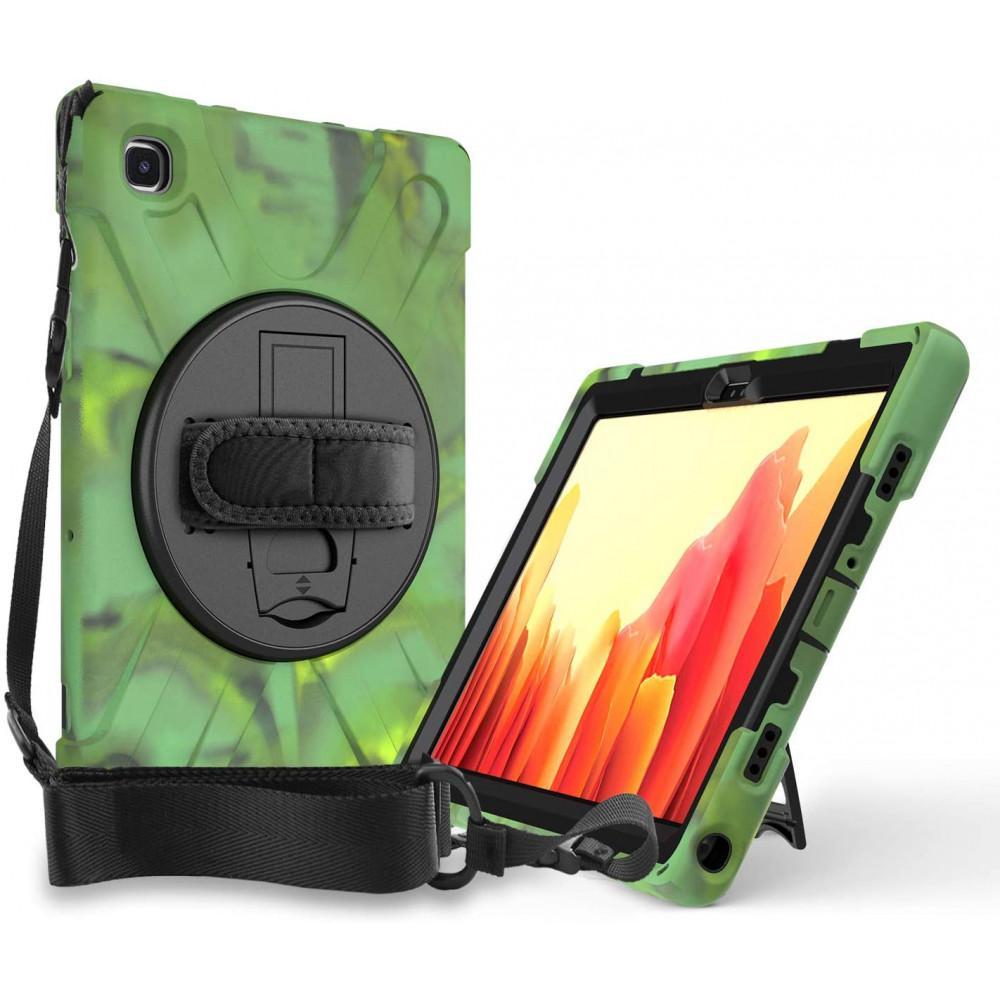 Противоударный чехол Galeo Heavy Duty для Samsung Galaxy Tab A7 10.4 SM-T500, SM-T505 Camouflage