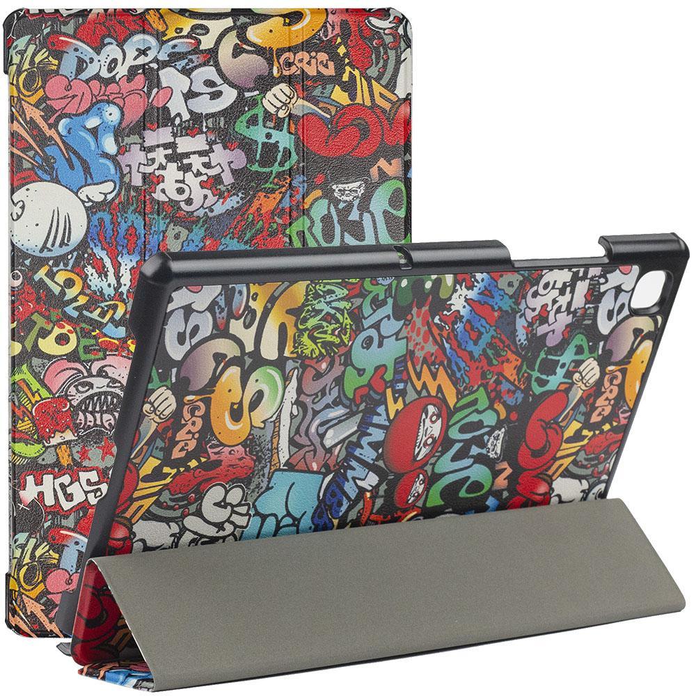 Чехол Galeo Slimline Print для Samsung Galaxy Tab A7 10.4 (2020) SM-T500, SM-T505 Graffiti