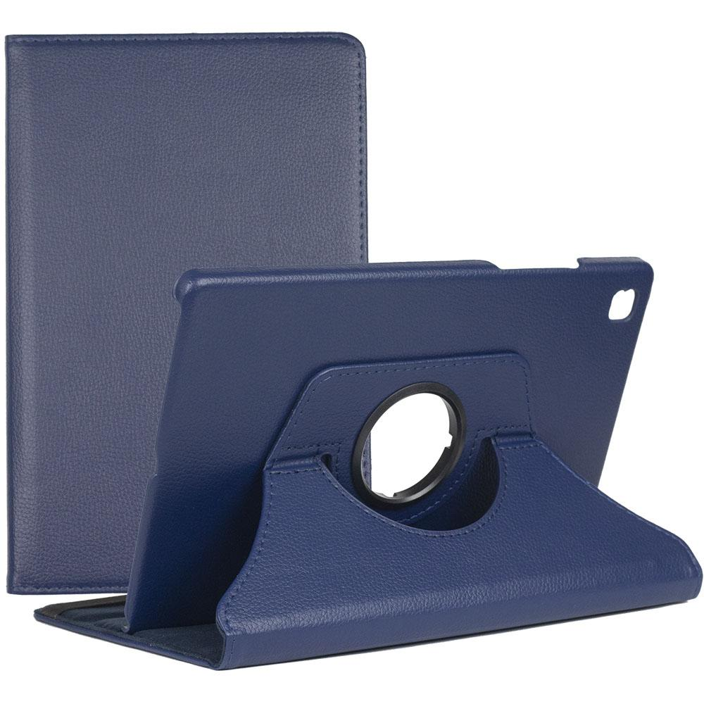 Поворотный чехол-подставка Galeo для Samsung Galaxy Tab A7 10.4 Navy Blue